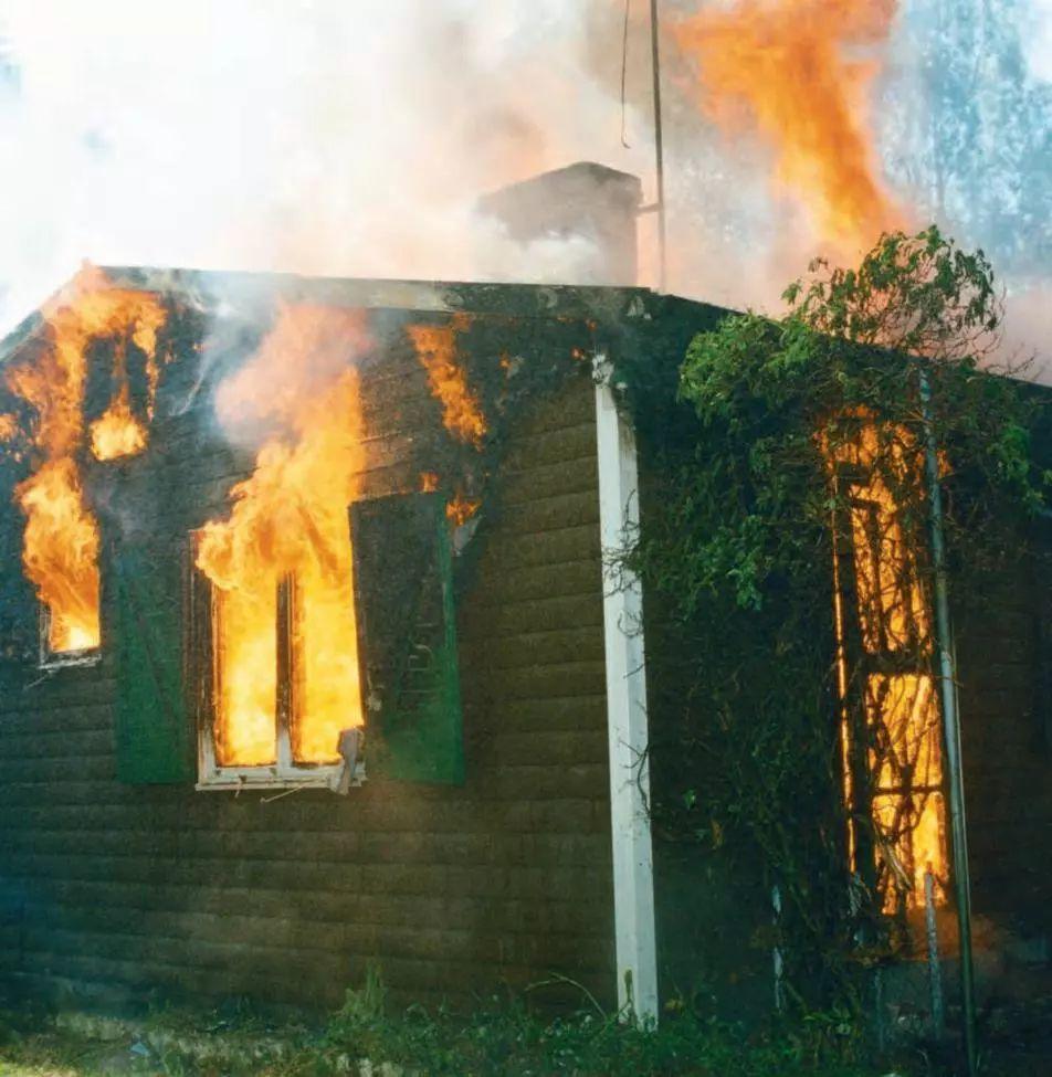 拓展学习丨第十课:室内火灾发展进程