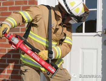 消防员的核心力量训练