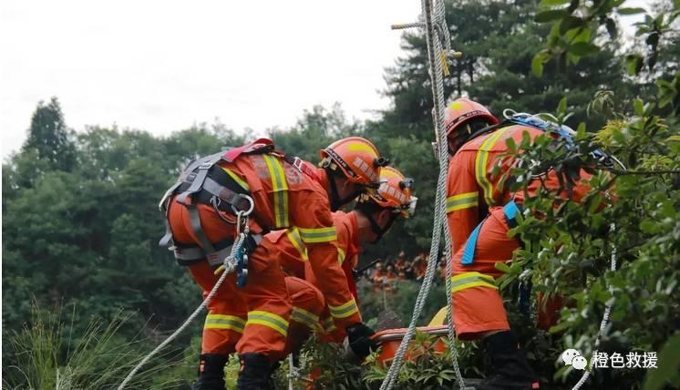 战训沙龙第2期丨绳索救援之消防绳索发展历程