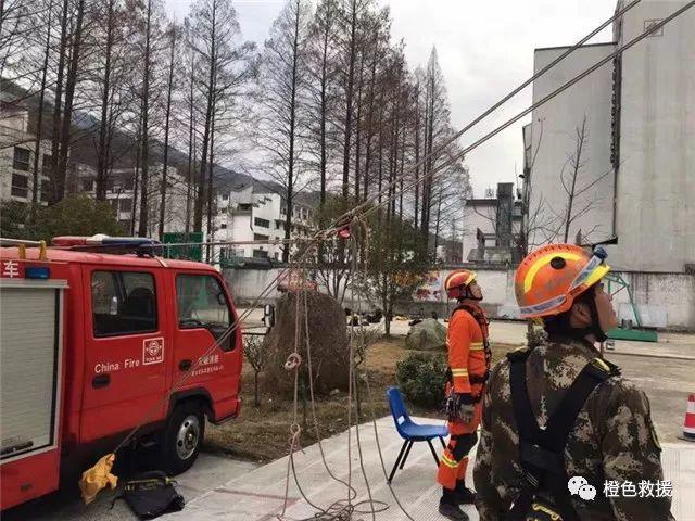 战训沙龙第2期丨绳索救援之消防应用