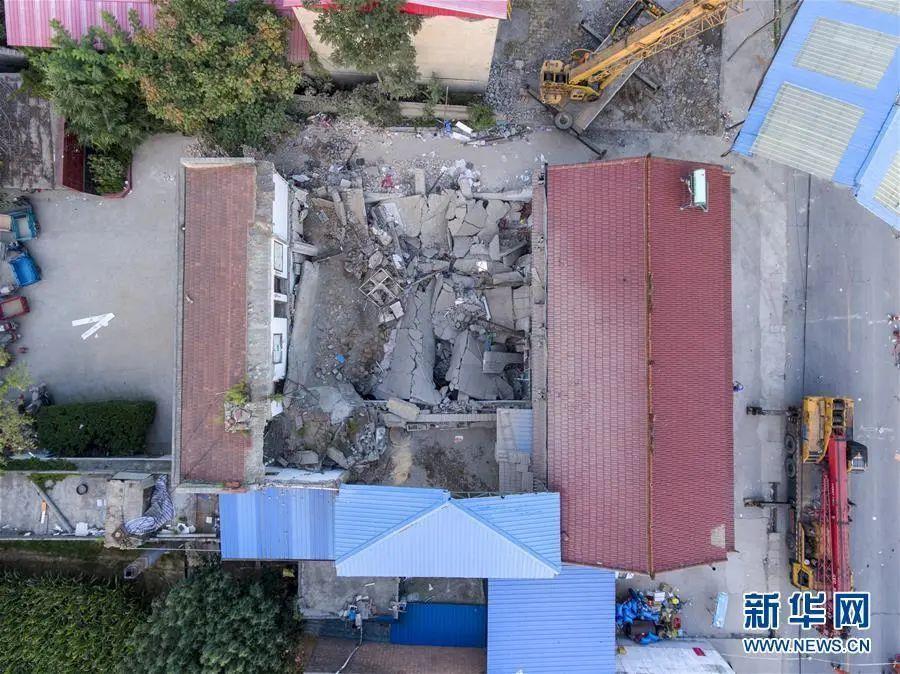 建筑坍塌事故救援的二十条安全注意事项